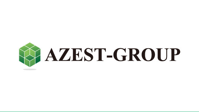 AZEST-GROUPロゴ